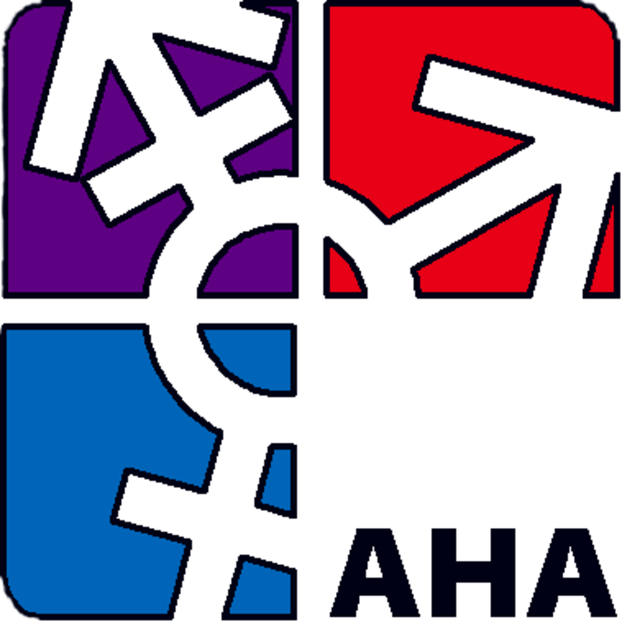 W700 aha logo